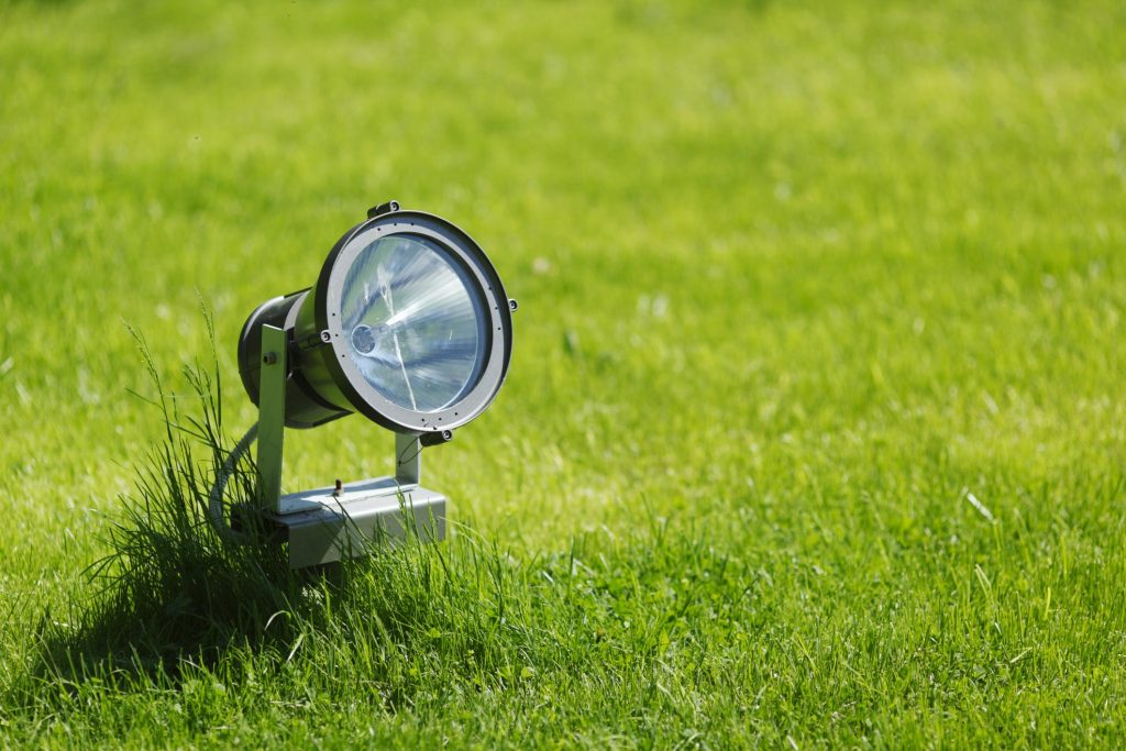 outdoor lights for landscaping